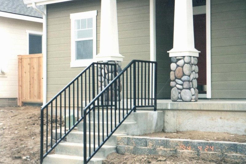 Frontier Fence Custom Railing Installation Services Boise